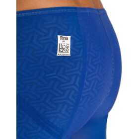 arena Powerskin Carbon Glide Costume Da Gara Jammer Uomo, blu